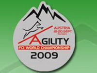 Agility WM 2009 in Dornbirn :-)