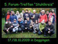 Forumtreffen 2009
